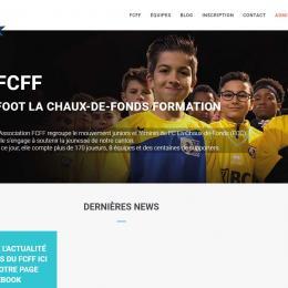 Le site Internet du FCFF renaît de ses cendres